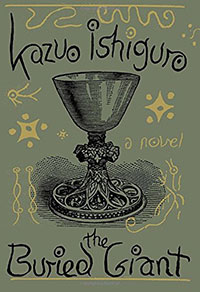 The Buried Giant, by Kazuo Ishiguro, reviewed by Michelle Karnes for The New Rambler Review of Books.