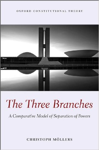 The Three Branches: A Comparative Model of Separation of Powers