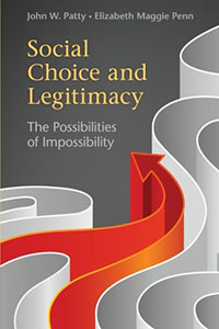 "Jennifer Nou reviews ""SOCIAL CHOICE AND LEGITIMACY: The Possibilities of Impossibility"" by John W. Patty and Elizabeth Maggie Penn."