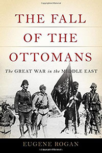 "Donna Robinson Divine reviews ""THE FALL OF THE OTTOMANS: The Great War in the Middle East"", by Eugene Rogan and ""A LAND OF ACHING HEARTS: The Middle East in the Great War"", by Leila Tarazi Fawaz. The New Rambler Review is an online review of books edited by Eric Posner, Adrian Vermeule and Blakey Vermeule."