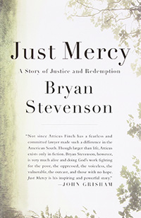 Book Review - Just Mercy