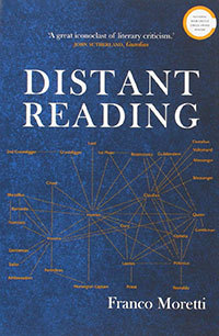 Review of DISTANT READING, by Jonathan Moretti