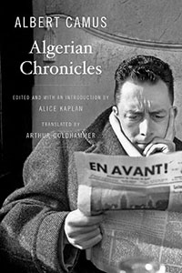 Algerian Chronicles Book Review by Blakey Vermeule