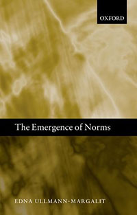Book Review - The Emergence of Norms